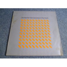 ORCHESTRAL MANOEUVRES IN THE DARK - DEBUT LP - Nr MINT A1/B1 UK
