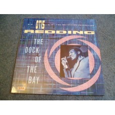 OTIS REDDING - THE DOCK OF THE BAY LP - Nr MINT  SOUL