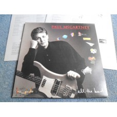 PAUL McCARTNEY - ALL THE BEST! 2LP - Nr MINT A3 UK  BEATLES