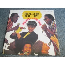 "PAULINE BLACK with SUNDAY BEST - PIRATES ON THE AIRWAVES 12"" - Nr MINT A1/B1 UK SKA SPECIALS SELECTER"