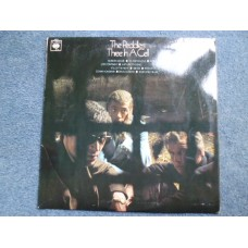 THE PEDDLERS - THREE IN A CELL LP - VG+ A1/B1 UK 1968