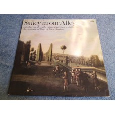 PETER HARRISON - SALLEY IN OUR ALLEY LP - Nr MINT A1/B1 UK