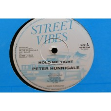 """PETER HUNNIGALE - HOLD ME TIGHT 12"""" - Nr MINT A1/B1 UK REGGAE DUB LOVER'S ROCK"""