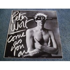 "PETER WOLF - COME AS YOU ARE 12"" - Nr MINT A1/B1 UK  ROCK J GEILS BAND"