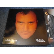 PHIL COLLINS - NO JACKET REQUIRED LP - Nr MINT A2/B1 UK GENESIS