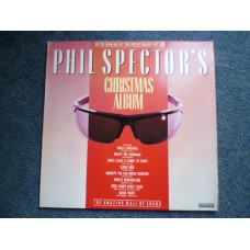 PHIL SPECTOR'S CHRISTMAS ALBUM LP - Nr MINT A1/B1 UK  RONETTES CRYSTALS