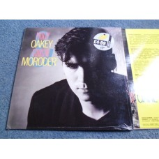 PHILIP OAKEY & GIORGIO MORODER LP - Nr MINT UK  INDIE ELECTRONICA HUMAN LEAGUE
