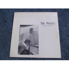 "THE POGUES - FAIRYTALE OF NEW YORK 7"" - Nr MINT 1987"
