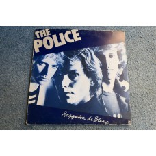 THE POLICE - REGGATTA DE BLANC LP - Nr MINT UK  PUNK REGGAE