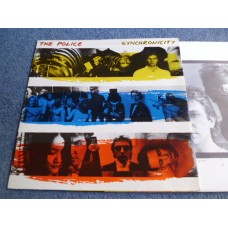 THE POLICE - SYNCHRONICITY LP - Nr MINT UK  PUNK REGGAE