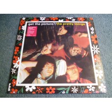 THE PRETTY THINGS - GET THE PICTURE? LP - Nr MINT PSYCH 1960's