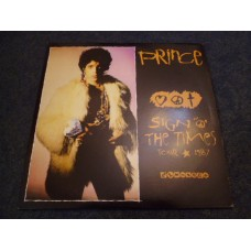 PRINCE - SIGN O THE TIMES TOUR 1987 2LP - Nr MINT  FUNK SOUL