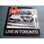PSYCHIC TV - LIVE IN TORONTO LP - Nr MINT A1/B1 UK INDIE PSYCH THROBBING GRISTLE