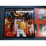 QUEEN - LIVE MAGIC LP - EXC+ UK