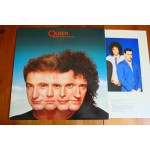 QUEEN - THE MIRACLE LP - Nr MINT A3/B2 UK PRESSING