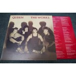 QUEEN - THE WORKS LP - Nr MINT A2/B2 UK PRESS