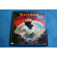 RAINBOW - RISING LP - Nr MINT A3/B3 UK DEEP PURPLE BLACKMORE