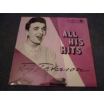 RAY PETERSON - ALL HIS HITS LP - Nr MINT TELL LAURA I LOVE HER