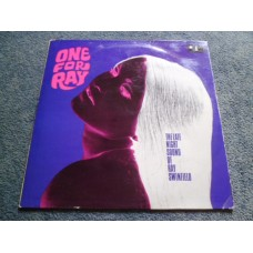 RAY SWINFIELD - ONE FOR RAY LP - Nr MINT UK  1968  JAZZ
