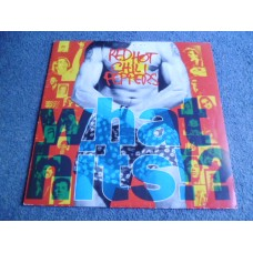 RED HOT CHILI PEPPERS - WHAT HITS? LP - EXC+ A1/B1