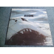 "RIDE - TODAY FOREVER 12"" EP - Nr MINT A1/B1 1991  INDIE CREATION"