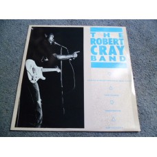 "ROBERT CRAY - CHANGE OF HEART, CHANGE OF MIND (S.O.F.T.) 12"" - Nr MINT UK BLUES"