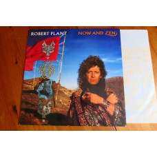 ROBERT PLANT - NOW AND ZEN LP - Nr MINT  LED ZEPPELIN