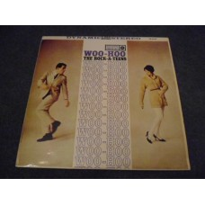 THE ROCK-A-TEENS - WOO-HOO LP - Nr MINT GARAGE ROCK ROCK 'N' ROLL