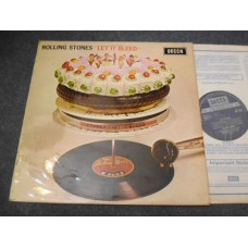 THE ROLLING STONES - LET IT BLEED LP - EXC+ UK STEREO DECCA