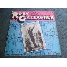 RORY GALLAGHER - BLUEPRINT LP - EXC/VG+ A1/B1 UK  BLUES