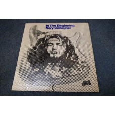 RORY GALLAGHER - IN THE BEGINNING LP - EXC+ UK  BLUES