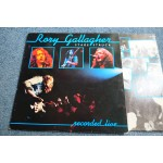 RORY GALLAGHER - STAGE STRUCK LP - EXC+ UK  BLUES