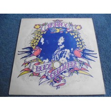RORY GALLAGHER - TATTOO LP - EXC A1/B1 UK  BLUES