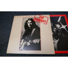 RORY GALLAGHER - TOP PRIORITY LP - Nr MINT A2/B3 UK  BLUES