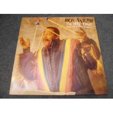 ROY AYERS - I'M THE ONE (FOR YOUR LOVE TONIGHT) LP - Nr MINT A1/B1 UK FUNK JAZZ FUSION
