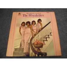 THE ROYALETTES - THE ELEGANT SOUND OF THE ROYALETTES LP - VG UK 1966
