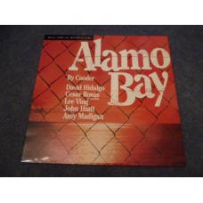 RY COODER - ALAMO BAY LP - Nr MINT UK