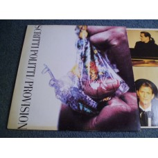 SCRITTI POLITTI - PROVISION LP - Nr MINT A1/B1 UK ROUGH TRADE