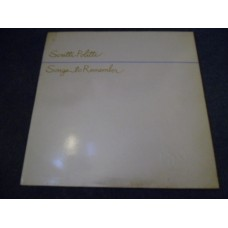 SCRITTI POLITTI - SONGS TO REMEMBER LP - Nr MINT A2/B2 UK ROUGH TRADE