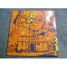 """SCRUFFY THE CAT - HIGH OCTANE REVIVAL 12"""" EP - Nr MINT INDIE COWPUNK"""