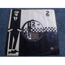 "THE SELECTER - MISSING WORDS 7"" - Nr MINT UK PAPER LABELS SKA 2 TONE"