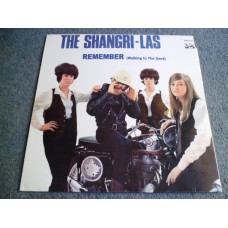 THE SHANGRI-LAS - REMEMBER (WALKING IN THE SAND) LP - Nr MINT