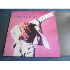 SIMPLY RED - A NEW FLAME LP - Nr MINT SOUL POP