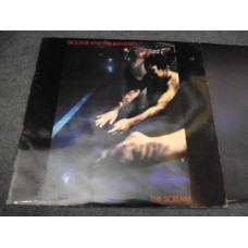 SIOUXSIE AND THE BANSHEES - THE SCREAM LP - EXC/VG+ A2/B1 UK PUNK