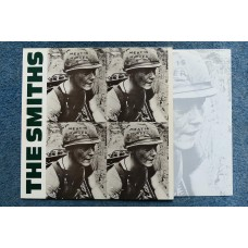 THE SMITHS - MEAT IS MURDER LP - Nr MINT A2/B2 UK MORRISSEY