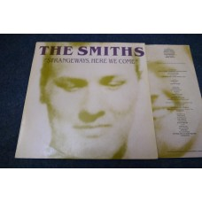 THE SMITHS - STRANGEWAYS, HERE WE COME LP - Nr MINT/EXC+ A1/B1  MORRISSEY