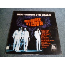 SMOKEY ROBINSON AND THE MIRACLES - THE TEARS OF A CLOWN LP - Nr MINT TAMLA MOTOWN