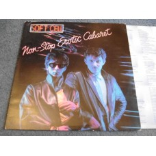 SOFT CELL - NON-STOP EROTIC CABARET LP - Nr MINT UK   SYNTH POP