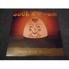SOUL ASYLUM - MADE TO BE BROKEN LP - Nr MINT A1/B1 UK GRUNGE INDIE