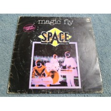 SPACE - MAGIC FLY LP - EXC+ A1/B1 UK  DISCO ELECTRONICA